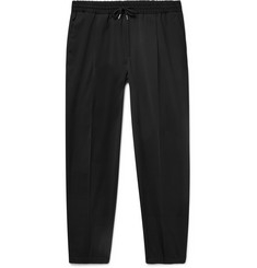 McQ Alexander McQueen Tapered Woven Drawstring Trousers
