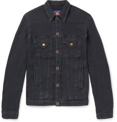 Blackmeans Cotton Trucker Jacket