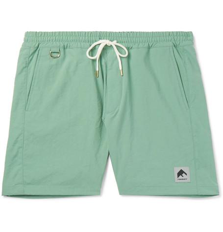 FLAGSTUFF Shell Drawstring Shorts