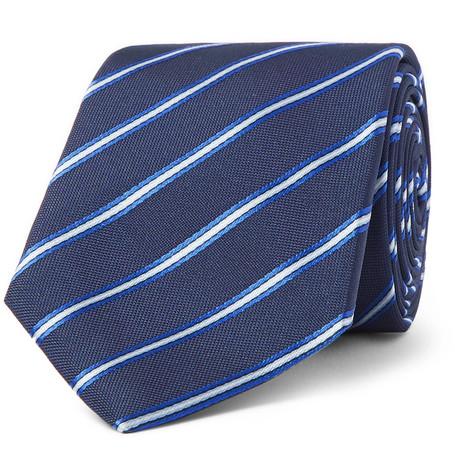 7.5cm Silk-jacquard Tie Brunello Cucinelli mFgn4