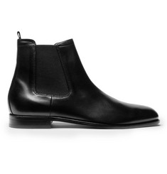Hugo Boss Cardiff Leather Chelsea Boots