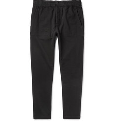 Folk Sigma Loopback Cotton-Jersey Sweatpants