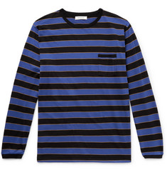 nonnative Dweller Striped Cotton-Jersey T-Shirt