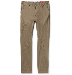 nonnative - Slim-Fit Tapered GORE WINDSTOPPER Cargo Trousers