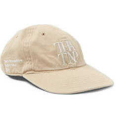 nonnative - Dweller Embroidered Cotton-Twill Baseball Cap