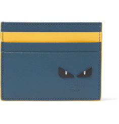 Fendi I See You Leather Cardholder