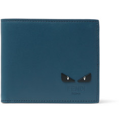 Fendi I See You Leather Billfold Wallet