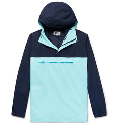 Pilgrim Surf + Supply Raymond Colour-Block DICROS-Ripstop Hooded Anorak