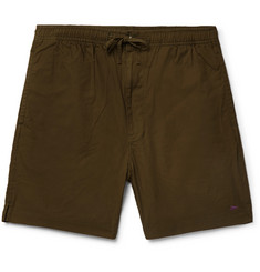Pilgrim Surf + Supply Cheyne Slim-Fit Cotton-Twill Drawstring Shorts
