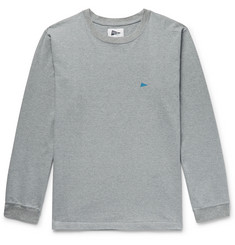 Pilgrim Surf + Supply Logo-Printed Cotton-Jersey T-Shirt