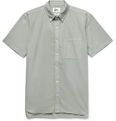 Pilgrim Surf + Supply - Trent Button-Down Collar Cotton Shirt