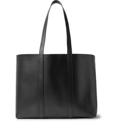 Mansur Gavriel East West Leather Tote Bag