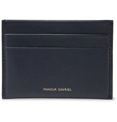 Mansur Gavriel Leather Cardholder
