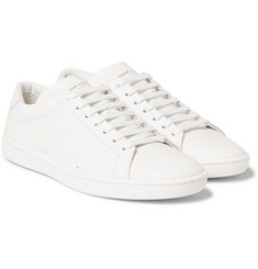 Saint Laurent - SL/01 Leather Sneakers