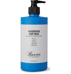 Baxter of California Invigorating Body Wash - Lime and Pomegranate, 473ml