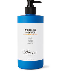Baxter of California - Invigorating Body Wash - Citrus and Herbal Musk, 473ml