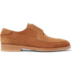 McCaffrey Suede Derby Shoes
