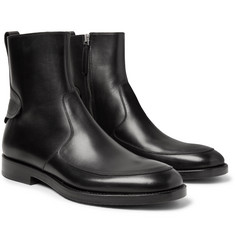 McCaffrey Leather Boots