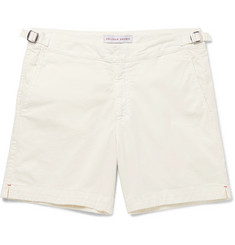 Orlebar Brown - Bulldog Slim-Fit Stretch-Cotton Twill Shorts