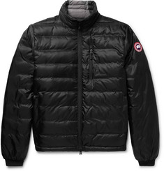 Canada Goose Lodge Packable Quilted Nylon-Ripstop Down Jacket