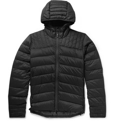 Canada Goose Brookvale Slim-Fit Quilted Shell Hooded Down Jacket