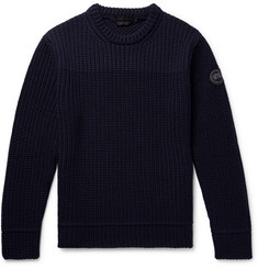 Canada Goose Galloway Merino Wool Sweater