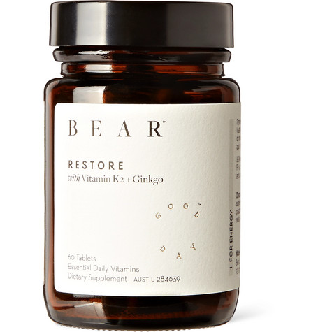 BEAR Restore Supplement, 60 Capsules