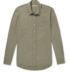 Our Legacy Slub Silk Shirt