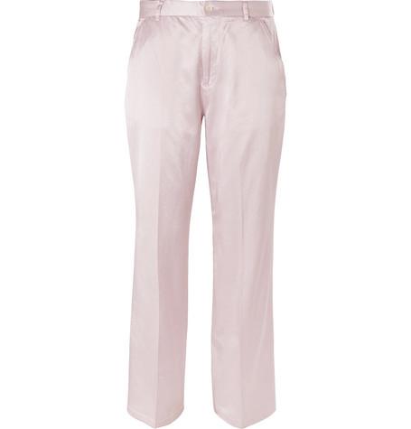 Sailor Wide-leg Cotton-blend Trousers Our Legacy Eti6yfG