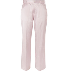 Our Legacy Sailor Wide-Leg Cotton-Blend Trousers