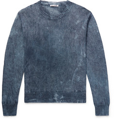 Our Legacy Mélange Hemp Sweater