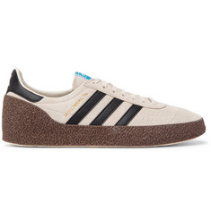 adidas Originals Montreal 76 Suede and Leather Sneakers