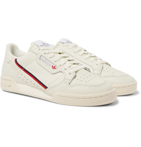80s Continental Leather Sneakers by Adidas Originals