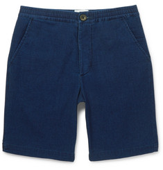 Oliver Spencer Cotton-Jersey Drawstring Shorts