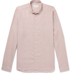 Oliver Spencer Clerkenwell Linen Shirt