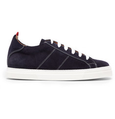 Oliver Spencer Ambleside Suede Sneakers
