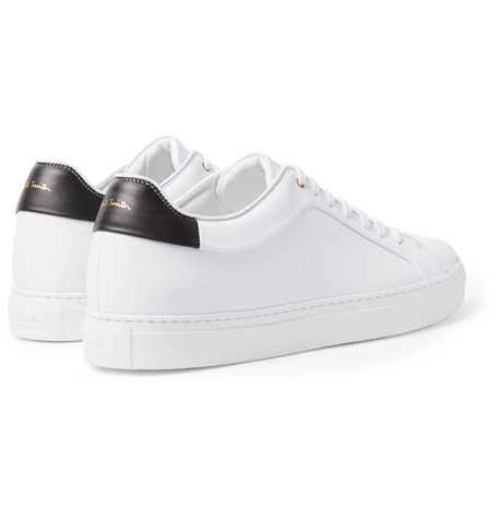 Basso Leather Sneakers by Paul Smith