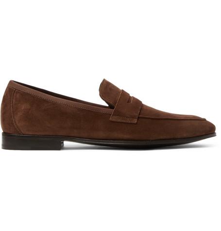 Glynn Leather Penny Loafers - MerlotPaul Smith rqRy9