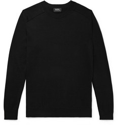 A.P.C. Johnny Cotton Sweater