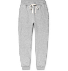 John Elliott Ebisu Slim-Fit Tapered Loopback Cotton-Blend Jersey Sweatpants
