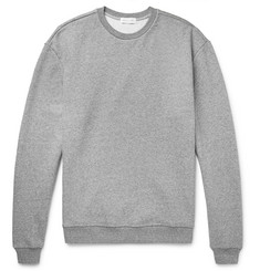 John Elliott - Loopback Cotton-Blend Jersey Sweatshirt