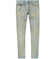 John Elliott The Cast 2 Skinny-Fit Stretch-Denim Jeans