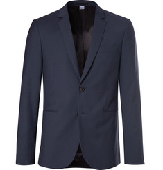 PS by Paul Smith Slim-Fit Checked Wool-Blend Suit Jacket