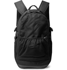 Nike Leather-Trimmed CORDURA Backpack