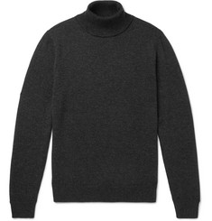 Mr P. - Merino Wool Rollneck Sweater