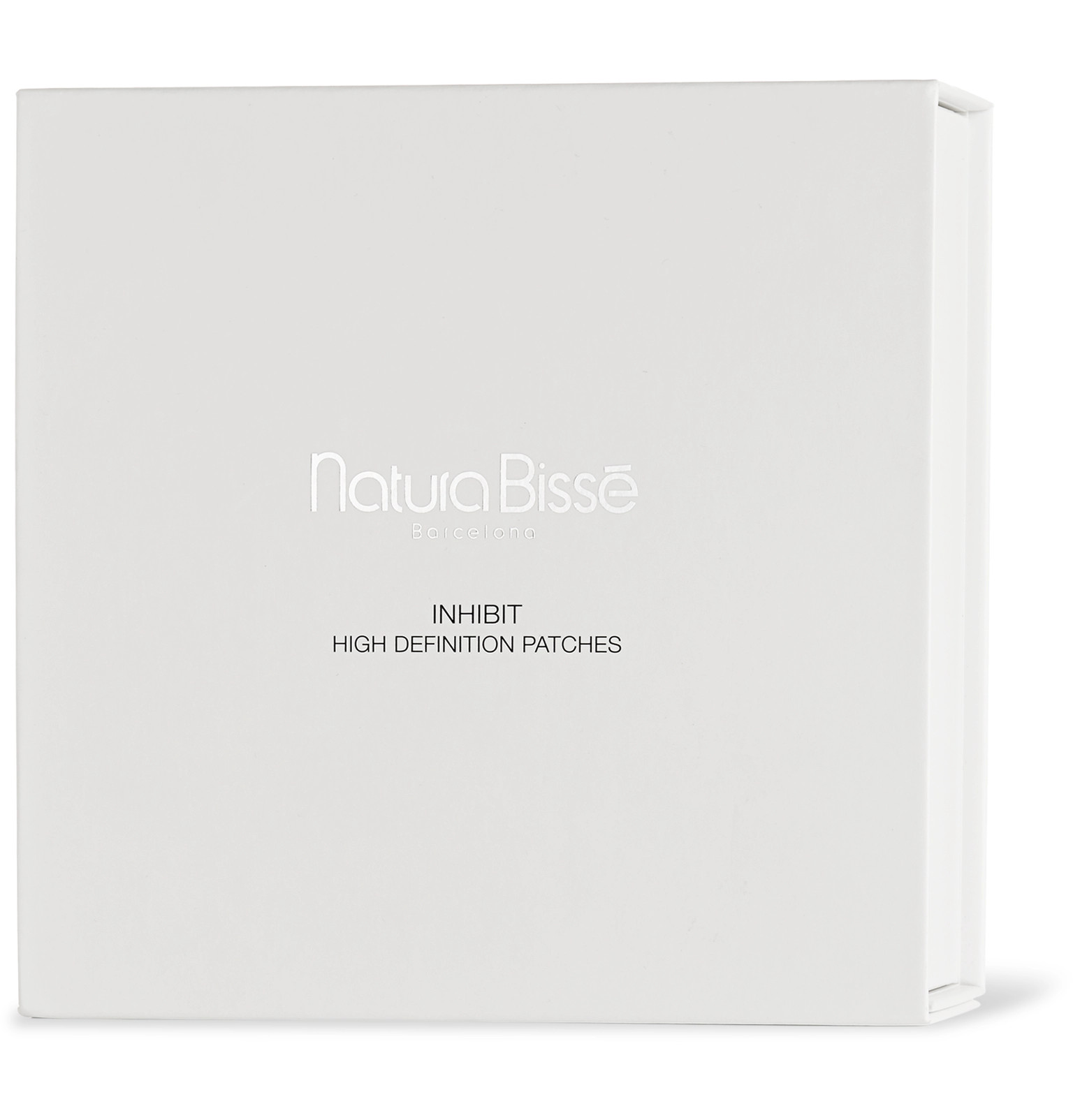 natura bissé - inhibit high definition patches x 4