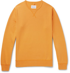 Albam - Loopback Cotton-Jersey Sweatshirt