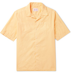 Albam Harlow Camp-Collar Cotton Shirt