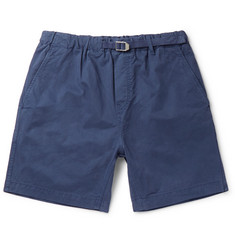 Albam Mountain Cotton-Twill Shorts