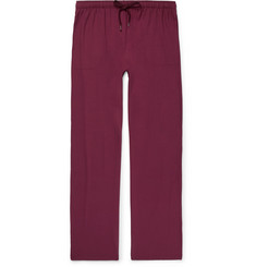 Derek Rose Basel Stretch-Micro Modal Pyjama Trousers